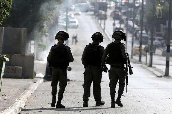 <span>Ізраїльський патруль у місті Віфлеєм на Західному березі річки Йордан</span> — Ізраїль та «Ісламський джихад» узгодили перемир'я, — AFP