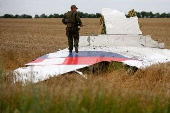 17 липня 2014 року на сході України російськими бойовиками бувзбитий літакBoeing 777 компанії Malaysia Airlines рейсу MH17 — Справа MH17: слідчі опублікували розмови між бойовиками і чиновниками РФ