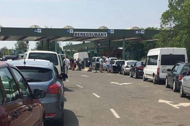 Угорщина вимагає, аби на Закарпатті прикордонні переходи були через кожні 1,5-2 кілометри