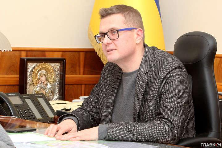 Глава СБУ рассказал о папочках, которые напугали «слуг народа»