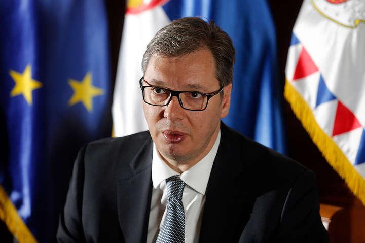 Президент Сербії Олександр Вучич — Лікарі врятували життя президенту Сербії — міністр охорони здоров'я