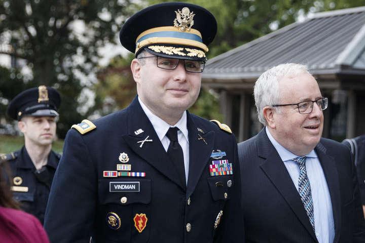 Олександр Віндман — Данилюк пропонував співробітникові нацбезпеки США посаду міністра оборони України