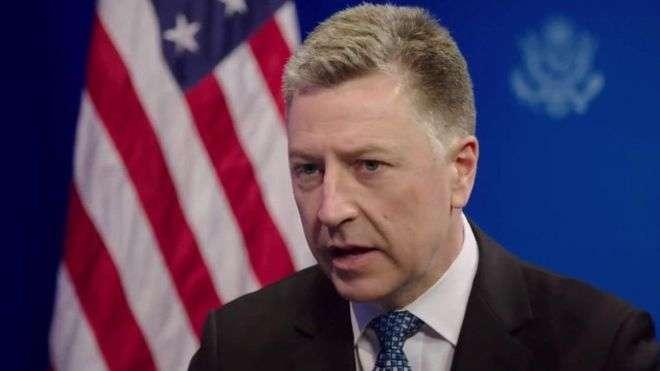 Волкер не пов'язував затримку військової допомоги Україні з розслідуваннями щодо Байдена