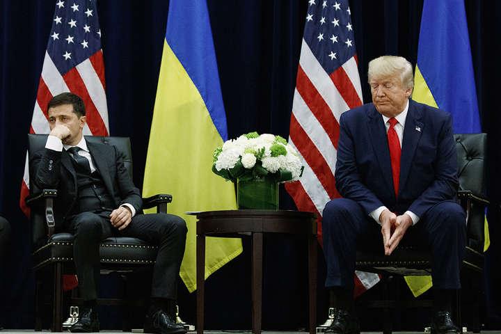 Вже втомлений президент. А попереду ще зустріч з Путіним