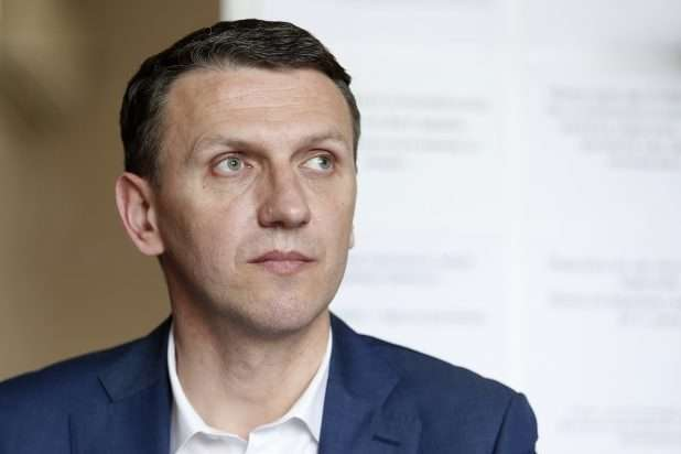 Директор Державного бюро розслідувань Роман Труба не буде подавати у відставку через скандал з опублікованими записами - Труба прокоментував можливість своєї відставки