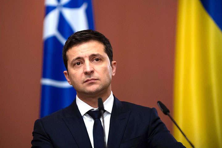 Президент України Володимир Зеленський. Фото з офіційної сторінки глави держави