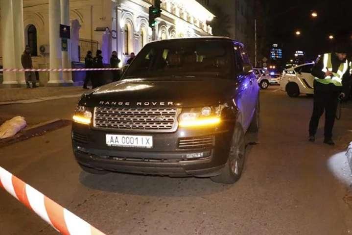 Картинки по запросу вбивство у центрі києва авто належить фігуранту справи