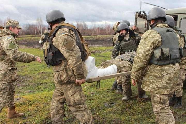 <p>1 грудня під час виконання бойового завдання на невідомих вибухових пристроях підірвалися два українських військовослужбовця</p> — Доба на Донбасі: сім ворожих обстрілів, Об'єднані сили зазнали втрат