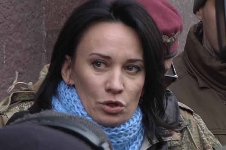 Волонтерка Маруся Звіробій побувала в ДБР, але не пішла на допит — Звіробій повторно викличуть на допит до ДБР