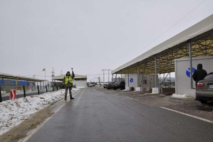 5 грудня контрольно-пропускні операціїуКПВВГнутове здійснюватися не будуть - Завтра пункт пропуску Гнутове закривають на ремонт