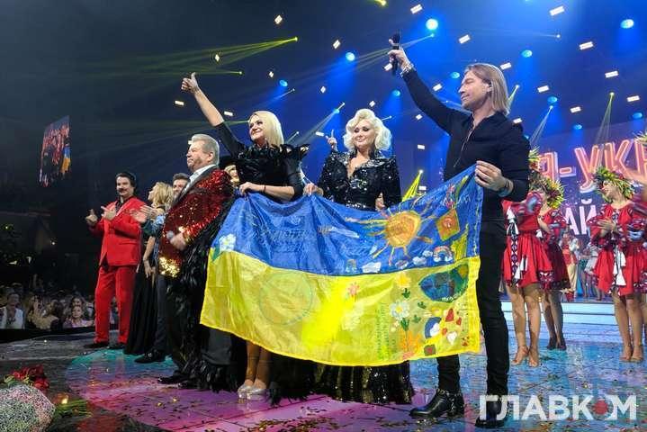 Все любовницы Поплавского и Олег Винник. В столице отгремел главный украинский концерт 2019 года