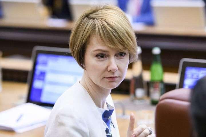 Олена Зеркаль написала заяву про звільнення 28 листопада - Уряд звільнив Зеркаль з Міністерства закордонних справ
