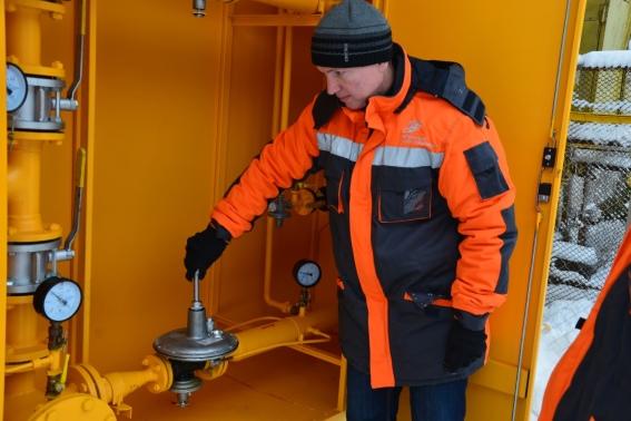З початку року на Сумщині до газу підключились 225 нових об'єктів
