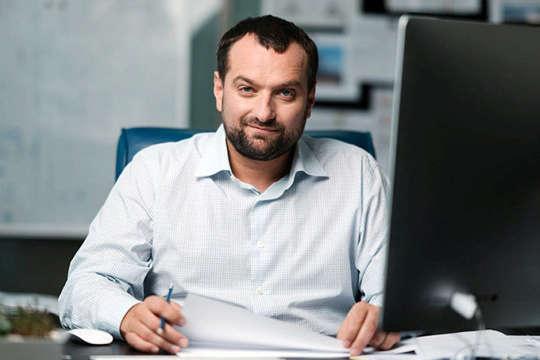 <p>Девелопер Андрій Вавриш очолює компанію SAGA Development</p> <p> — Падіння попиту на нерухомість через зміцнення гривні тимчасове — Вавриш»></p></div> <div class=