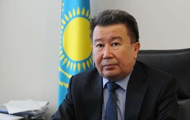 В МЗС був запрошений посол Казахстану в Україні Самат Ордабай - МЗС України викликало посла Казахстану через заяву Токаєва про Крим