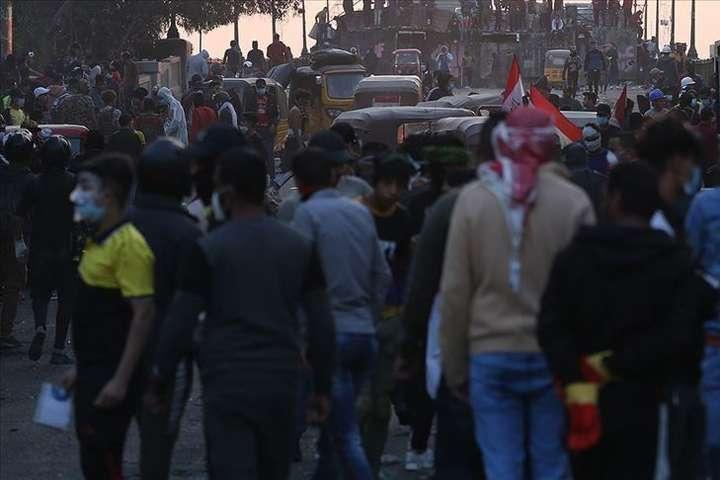 На акції протесту в Багдаді загинув фотожурналіст