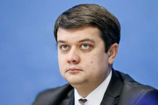 Разумков назвав причини падіння рейтингу Ради