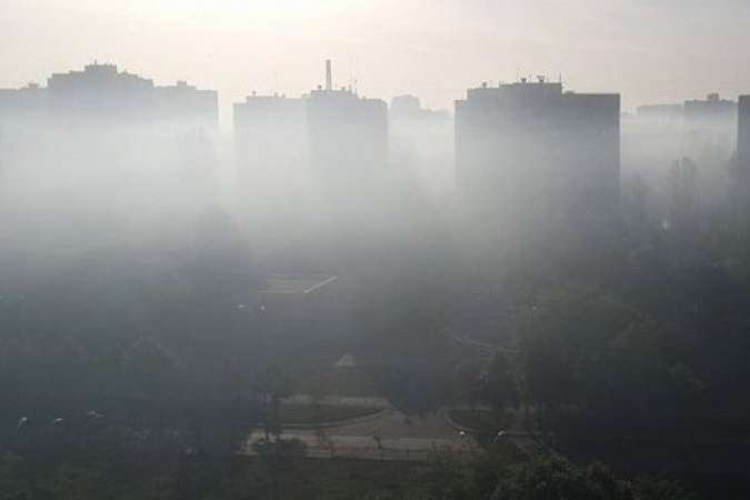 Тут краще не дихати. Топ-10 найбільш забруднених точок Києва та передмість