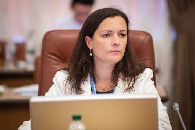Скалецька заявила, що у Міністерстві охорони здоров'я багато людей, «на котрих не можна покластися»