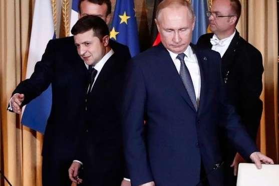 Двосторонні перемовини: Зеленський і Путін домовилися продовжити домовлятися — Переговори Зеленського з Путіним: без агресії не обійшлося