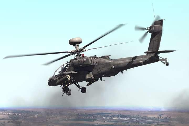 <p>За попередньою інформацією, вертоліт Мі-28 міг розбитися через складні метеоумови</p> - У Росії розбився військовий вертоліт: екіпаж загинув