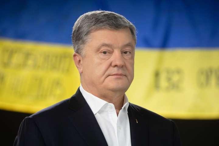 П'ятий президент України, лідер партії «Європейська солідарність» Петро Порошенко — Путін відповідальний за тисячі смертей в Україні – Порошенко