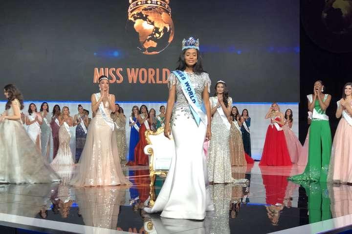 Тоні-Енн Сінгх стала переможницею міжнародного конкурсу «Міс Світу 2019» - «Міс Світу 2019» стала 23-річна представниця Ямайки