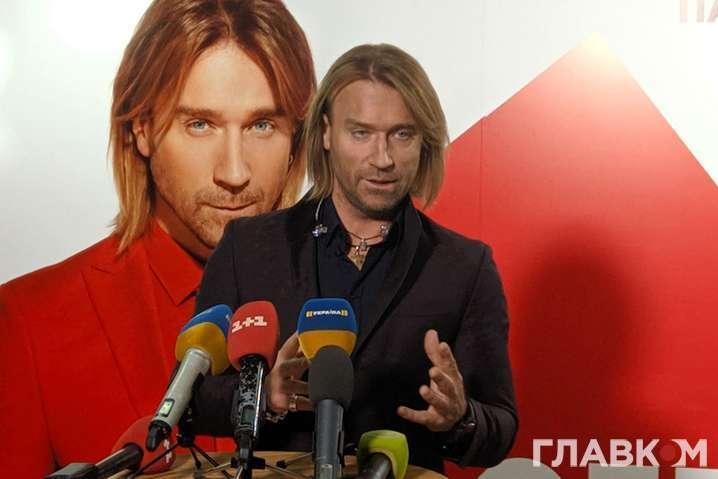 Олег Винник впервые прокомментировал драку «волчиц» во время его конце