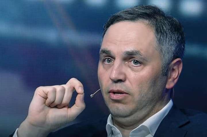 <span>Ексочільник адміністрації президента Януковича Андрій Портнов</span> — Портнов визнав, що ініційована ним справа проти Порошенка не має перспектив – адвокат