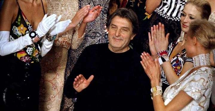 У Парижі помер засновник Будинку моди Емануель Унгаро — У Парижі помер відомий модельєр Емануель Унгаро