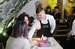 Фото: — Відкриття кав'ярні «Старе місто» у Луцьку