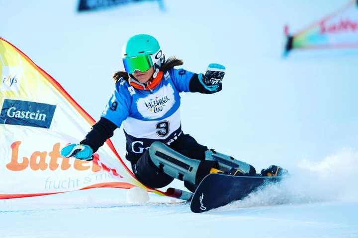 На всіх чотирьох кубкових стартах Аннамарі Данча стабільно в десятці — Українська сноубордистка Аннамарі Данча увійшла в десятку загального заліку Кубка світу