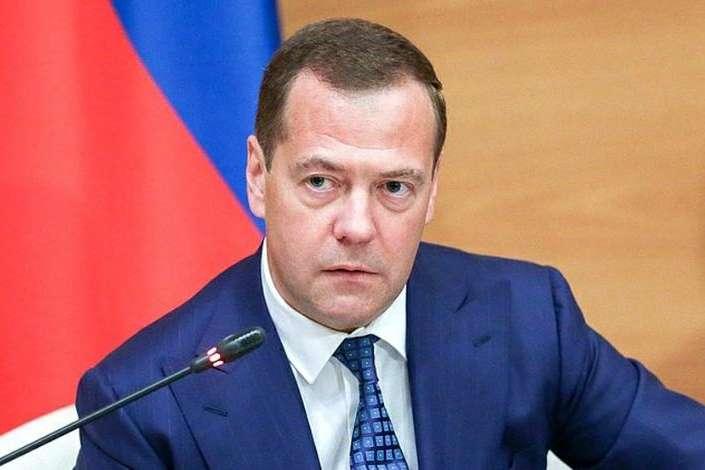 Дмитро Медведєв відтепер буде віцепрезидентом Росії