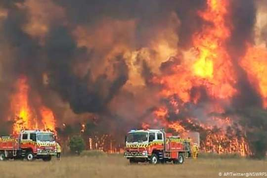 У МЗС поінформували, що постійно взаємодіють з органами виконавчої влади України щодо можливості надати Австралії гуманітарну допомогу - Австралія відмовилася від допомоги України в гасінні лісових пожеж