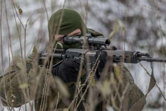 Росія перекидає на передові позиції снайперів - розвідка