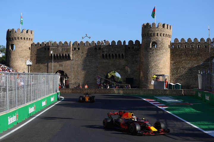 Етап Формули-1 у Баку - Столиця Азербайджану отримала понад $500 мільйонів від етапу Формули-1