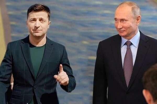 Тлумачення історії Путіним і реакція на це Зеленського