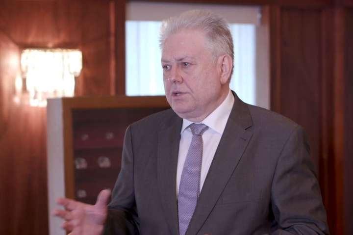 <span>Посол Украины в США Владимир Ельченко</span> - США выделят Украине около 700 миллионов долларов в 2020 году