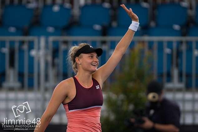 Даяна Ястремська вперше на одному турнірі обіграла двох суперниць із топ-20 рейтиннгу - Тенісистка Даяна Ястремська вперше в кар'єрі вийшла у півфінал турніру із серії Premier