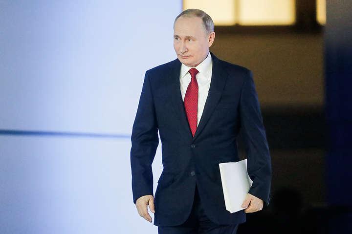 Путин собирается пожизненно управлять Россией