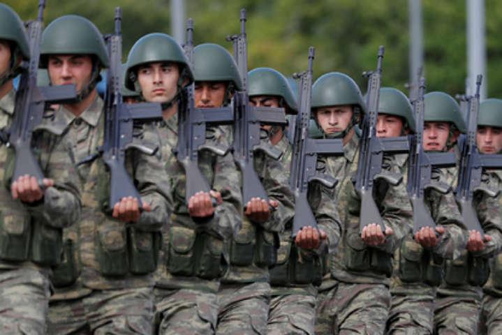 Ердоган відправив війська до Лівії