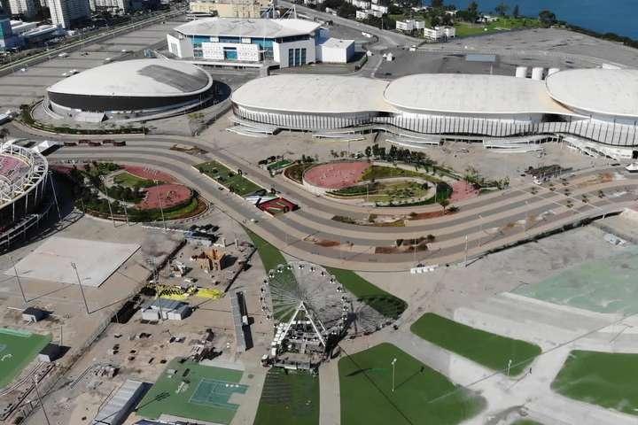 Олімпійський парк у Ріо-де-Жанейро - Олімпійські об'єкти в Ріо-де-Жанейро закрили судовим рішенням