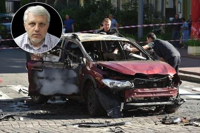 Журналіст Павло Шеремет був убитий в центрі Києва20 липня 2016 року - У Порошенка закликають Раду створити слідчу комісію для розслідування вбивства Шеремета