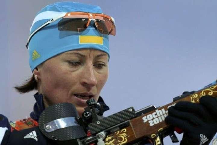 Віта Семеренко сильно збентежена - Біатлоністка Віта Семеренко вважає, що в нинішньому стані їй робити на чемпіонаті світу нічого