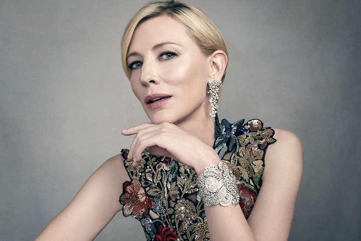 В 2018 году Бланшетт возглавляла жюри Каннского кинофестиваля. - Кейт Бланшетт возглавит жюри Венецианского кинофестиваля