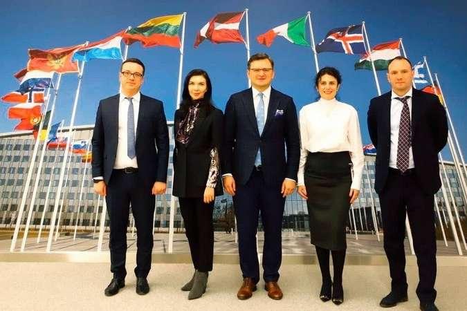 Під час засідання Комісії Україна-НАТО в Брюсселі обговорювалась реформа СБУ