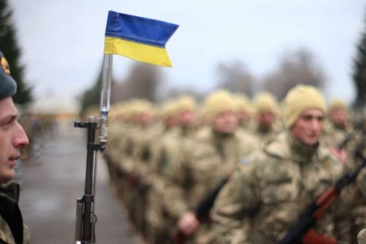 18-річні хлопці не потраплять під весняний призов – міністр оборони