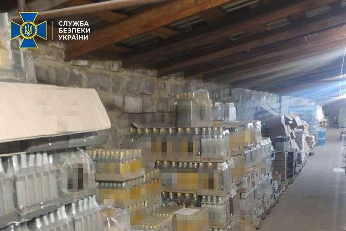 На Донбасі перекрили виробництво сурогатної горілки