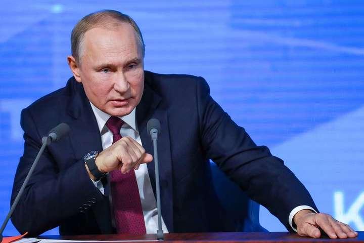 Путін вирішив провести в Росії конституційний переворот