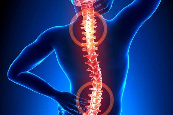 Болі в спині та шиї — головна причина ранньої непрацездатності в США